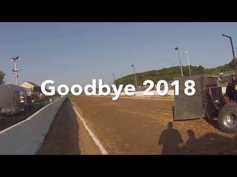 2018 Snyder County Tractor Pullers Recap