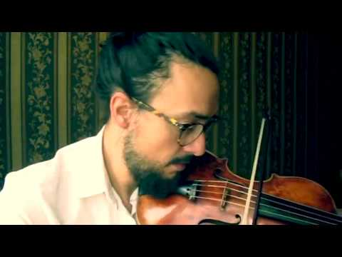J.S Bach - Toccata and Fugue in D Minor BWV565 (Toccata) - Arr. for solo violin