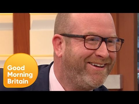 Paul Nuttall Defends Catastrophic UKIP Performance in Local Elections   Good Morning Britain