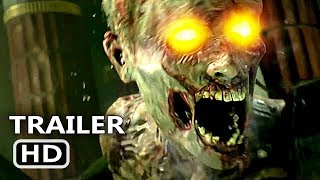 PS4 - CALL OF DUTY Black Ops 4 Zombies - Ancient Evil Trailer (2019)