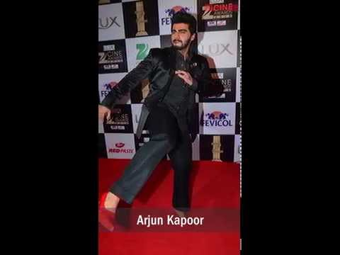 Arjun Kapoor, Ranbir Kapoor, Sidharth Malhotra, Ranveer Singh and Ayushmann Khurrana go red! Mp3