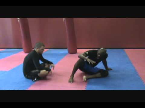 Butterfly Guard Sweep with BJJ Black Belt