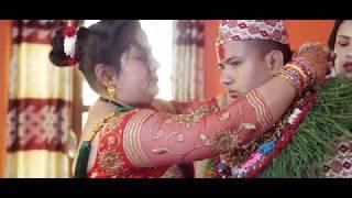 Cinematic Wedding Highlight | Rabin Weds Sita | Wedding Biratnagar |AHP entertainment