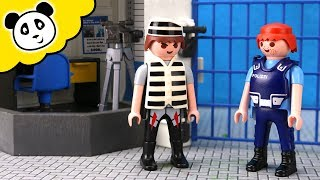 Playmobil Polizei - Kevin muss in den Knast! Playmobil Film