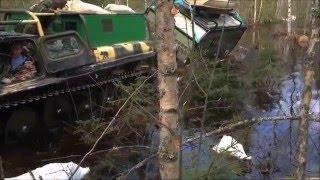 Внедорожный трейлер -СДЕЛАНО В РОССИИ