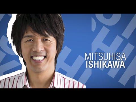 ANIREVO SUMMER 2014] Mitsuhisa Ishikawa Exclusive Interview - YouTube