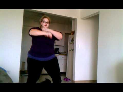 8d3b466f43b Zumba for Big Girls! Zumba With Sunshine 8.16.11 - YouTube