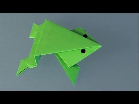 Origami - Sapo