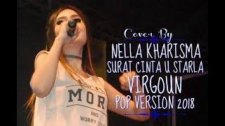 Surat Cinta Untuk Starla - Virgoun Cover By Nella Kharisma