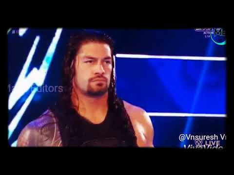 Sketch themes songs Roman Reigns