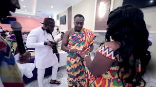 TRUE LOVE - KWABENA & ANNETTE TRADITIONAL MARRIAGE TRAILER