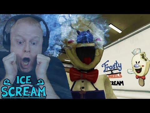 AGAIN I SCREAM FOR | ICE SCREAM - MOBILE HORROR GAME | HARD MODE