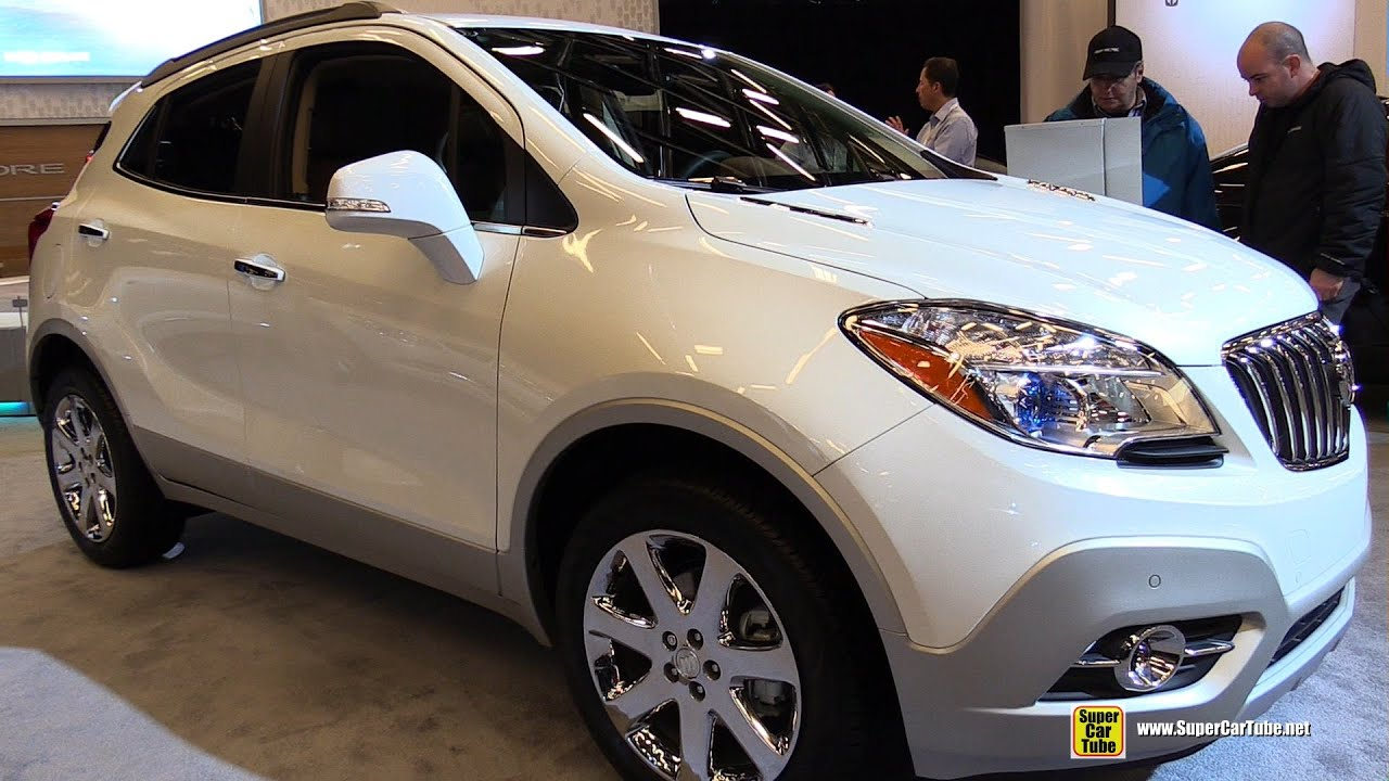 buick encore 2015 interior. 2015 buick encore exterior and interior walkaround montreal auto show