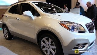 2015 Buick Encore - Exterior and Interior Walkaround - 2015 Montreal Auto Show