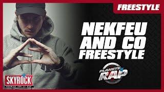 Du monde en Freestyle dans le Planète Rap de Nekfeu