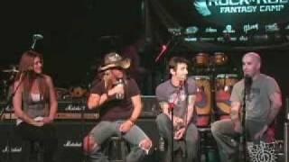 Bret Michaels, Sully Erna, Scott Ian Part 1 of 5
