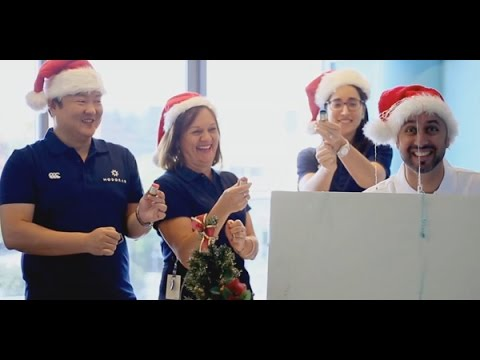 Modoras Christmas Video Outtakes