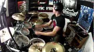 RHCP - Around The World - Drum Cover - Red Hot Chili Peppers