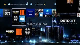Zoobee Gamer _Black ops 3 GamePlay 1