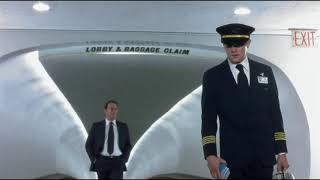 Поймай меня, если сможешь (сцена в аэропорту)