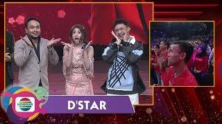 Gak Mau Kalah!! Juri, Host Dan Penonton Ikut Goyang Kekinian Ala Irwan - D'STAR