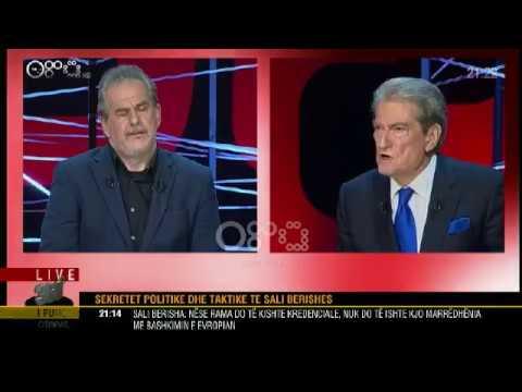 """LIVE/ '360 gradë' nga Artur Zheji- """"Sekretet politike dhe taktike të Sali Berishës""""(19 dhjetor 2017)"""