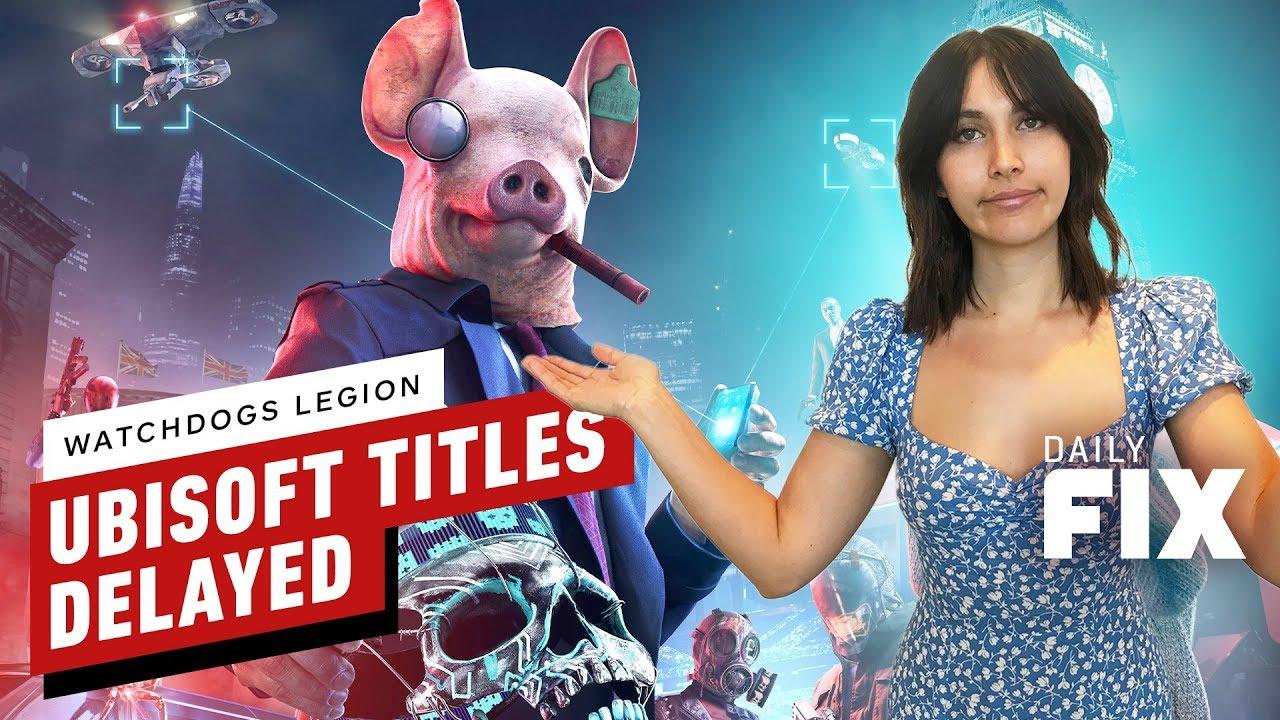 La dernière de nous, la deuxième partie n'était pas le seul gros retard - IGN Daily Fix + vidéo