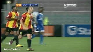 [CL 2011 , 1-2 ; Retour] EST 2-0 Al-Hilal (Sudan) - But de Wajdi Bouazzi (90') 15-10-2011 2017 Video