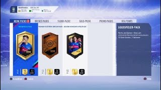 UCL UPGRADE PACKS ARE BACK ! *Walkout*
