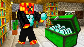 7 Ways to Steal Cactus Jones' Diamonds! - ( Preston Minecraft)