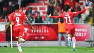 «Спартак» — «Локомотив» — 1:0