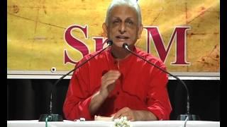 Akshara Brahma Yoga    - Talk by Sri M