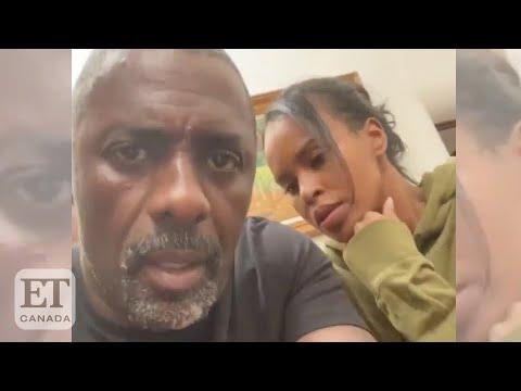 Stars React To Idris Elba Testing Positive For Coronavirus
