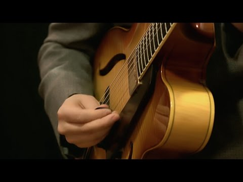Peter and Will Anderson Trio 'Cherokee' | Live Studio Session