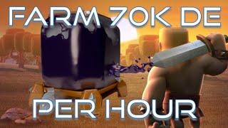 TH11: Fastest Way to Farm Dark Elixir!