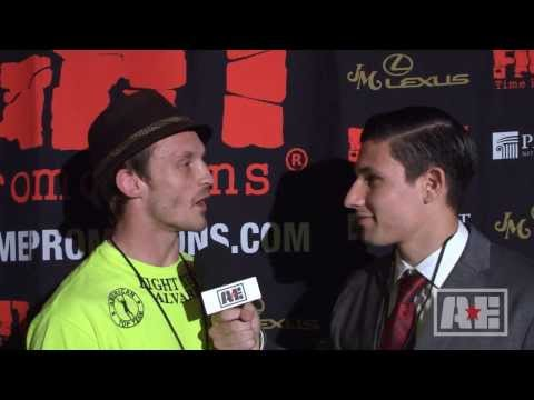 Fight Time 18 - Brad Pickett Interview