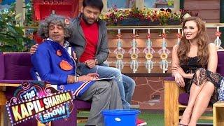Salman Khan Girlfriend Iulia Vantur In The Kapil Sharma Show Latest Episode!