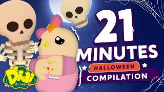 Halloween Nursery Rhymes - The Bone Collector Compilation   Didi & Friends