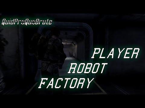 Fallout New Vegas - Mod - Player Robot Factory