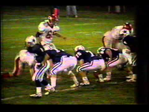Magnolia Vs Bridgeport 1998 WV High School Football Playoffs