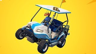 "NEW ""ALL TERRAIN KART"" OUT NOW IN FORTNITE! FORTNITE SEASON 5 MAP CHANGES V5.0 PATCH NOTES FORTNITE!"