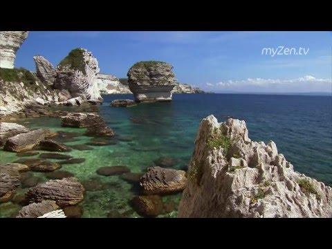 Красивое видео природы, без музыки, естественные звуки в качестве fullhd Beautiful video of nature