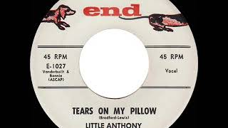 1958 HITS ARCHIVE: Tears On My Pillow - Little Anthony & The Imperials
