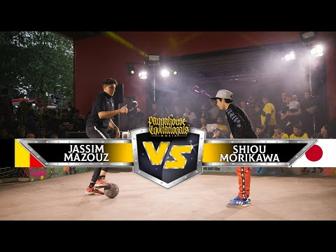Jassim Mazouz (BEL) VS Shiou Morikawa (JAP) | FINAL YOUTH, Panna World Championships 2019