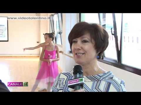 """Corridonia, apre la scuola di danza """"Danza Più"""""""