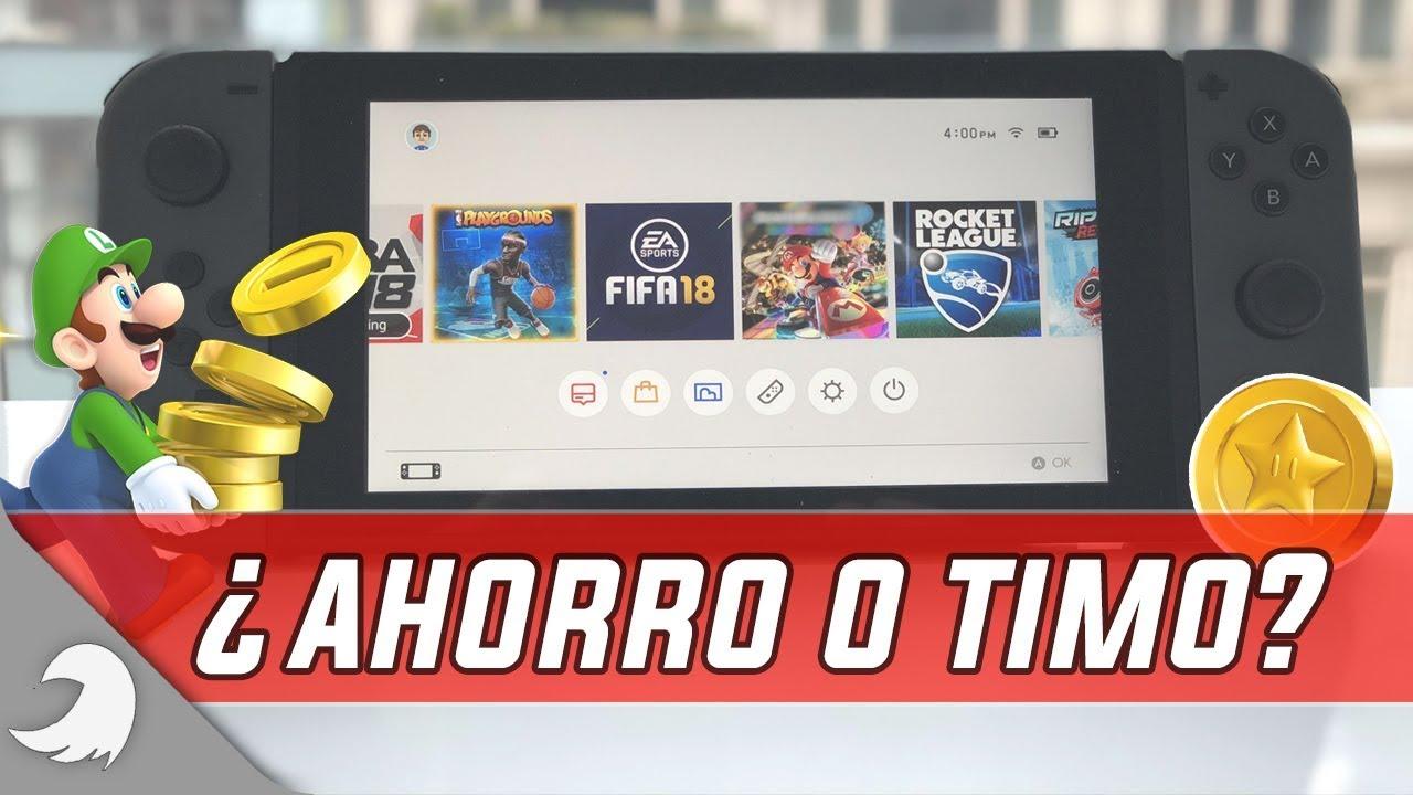 Conseguir Juegos Casi Gratis En Nintendo Switch Con Esto