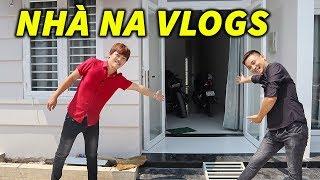 THAM QUAN NHÀ của Na Vlogs