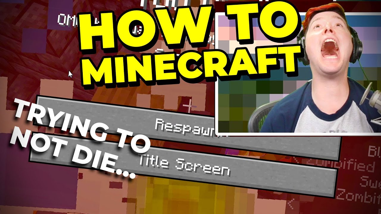 Download How To GET YOUR ITEMS BACK After You Die in Minecraft! - #41
