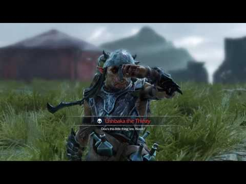 Middle-earth™: Shadow of Mordor |