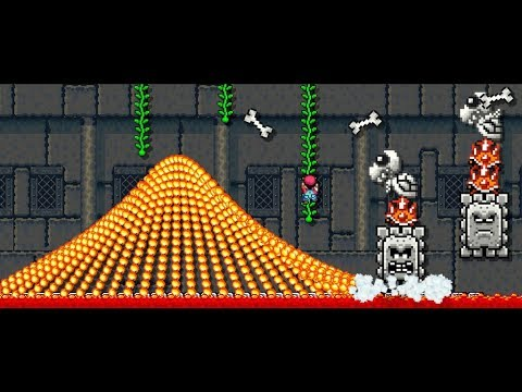 Super Mario Maker Crazy Levels!